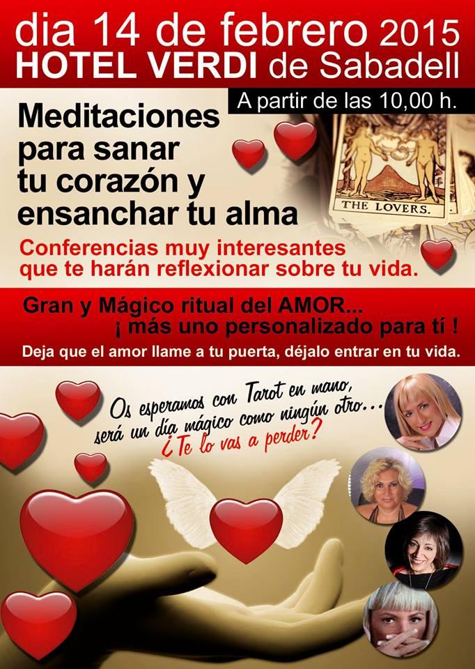 14 febrero en hotel Verdi de Sabadell